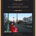 Live jazz à L'Arrière cour's Cover