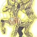 Armure d'Or du Signe du Sagittaire, terminée !! :)