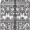 Portes d'Ascenseurs de la Première Classe du Titanic (Ornementation Modifiée).
