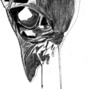 Bonjour, je suis nouveau. je suis ravi de vous connaitre. Voici mon dessin d'alien.