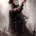 Tableau V pour Vendetta - Fif'Art