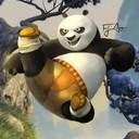 Kung Fu Panda - Fif'Art