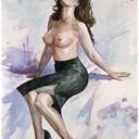 Sensualité - 20 - Fif'Art<br />https://www.facebook.com/fifart/