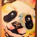 """""""Pan dit Panda """" ( vendu )"""