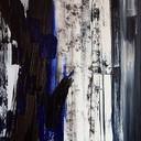 Acrylique, huile (80 x 100 cm)