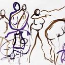 nu-peintures-modernes-courbe-femme-nu-hauton