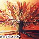 dessin-acrylique-homme-arbre-rouge-hauton