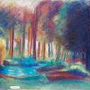 peinture-acrylique-foret-pastel-sec-hauton