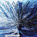 peinture-acrylique-arbre-homme-bleu-hauton