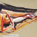 dessin-modele-femme-nu-allonge-dos-hauton