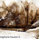 tableau-aquarelle-paysage-lavis-eau-hauton