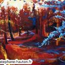 acrylique-paysages-fontainebleau-foret-hauton