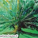 peinture-acryliquearbre-homme-vert-hauton