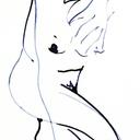 dessin-aquarelle-trait-nu-femme-hauton