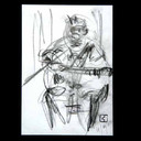 CROQUIS JAZZ - MINE de PLOMB