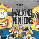 the walking minions!