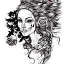 La femme aux corbeaux