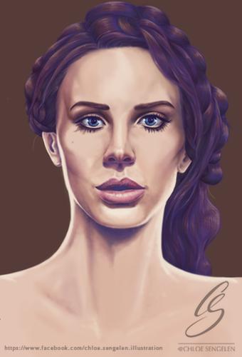 """""""Lana Del Rey"""""""