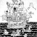 bateau pirate theo