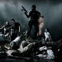 Adaptation de La liberté guidant le peuple, d'après l'œuvre de Delacroix