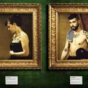 Portraits de marins et de courtisanes