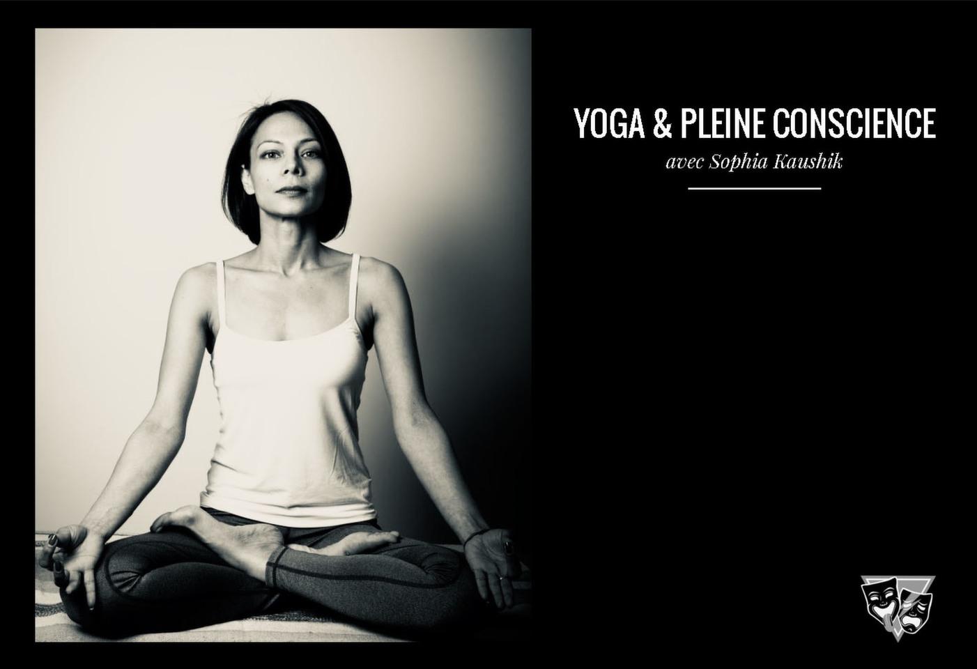 Yoga et Pleine Conscience<br />avec Sophia Kaushik<br /><br />Cours hebdomadaire, chaque mardi de 18h à 20h.<br />Method Acting Center, 93 avenue d'Italie Paris 13e<br /><br />Pour devenir acteur, il est indispensable de se former. Mais pour aller encore plus loin, la pratique de la pleine conscience vous permettra de renforcer tout votre potentiel de concentration. L'acting et la concentration étant intimement liés, ils vont se compléter l'un l'autre pour affiner vos compétences et ainsi déployer votre force intérieure. Le yoga n'est pas simplement une discipline physique, car elle permet au corps, au mental et à l'esprit de fonctionner ensemble.<br /><br />OBJECTIFS de Yoga et Pleine Conscience<br />* Apprendre les postures classiques du yoga «Asanas» ** Comprendre le sens et la philosophie du yoga** Pratiquer la méditation et la pleine conscience, préparation au «Pranayama» *<br /><br />OBJECTIFS «SECONDAIRES »<br />* Accroître la souplesse et la force par le biais d'exercices physiquement stimulants** Apprendre à détendre les muscles et gérer le stress** Écouter sa voix intérieure sans jugement, être en paix avec soi-même ** Ouvrir l'esprit à la créativité et l'imagination ** Être capable de bonté et de compassion, avec les autres et avec soi-même ** Pouvoir interagir avec les autres au sein du même espace, tout en restant centré sur le Soi et la tâche à accomplir *<br /><br />INFO & RÉSERVATION<br />- 85€ par mois pour 1 engagement au trimestre, 75€ par mois pour 1 engagement sur 10 mois + 80€ de frais d'inscription<br />- Cours d'essai gratuit sur demande, chaque mardi 18h-20h ou pendant nos Portes Ouvertes:https://www.methodacting.fr/portes-ouvertes-avril/<br /><br />CONTACT<br />06 07 41 41 25<br />contact@methodacting.fr<br />www.methodacting.fr