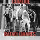 Stage COMÉDIE avec Rafael LINARES<br /><br />Method Acting Center vous propose un stage abordant le genre Comédie, où découvrir comment les outils des Méthodes de Stanislavski et de l'Actors Studio peuvent mener à des performances pleines de vie et de fraîcheur.<br /><br />Arriver à «se lâcher» sans perdre sa sincérité et son humanité.<br /><br />Stage weekend du27 & 28 Janvier 2018<br />de13h à 20h,<br />au93 Avenue d'Italie, Paris 13e<br />avec Rafael LINARES<br /><br />OBJECTIFS du stage :<br />- Apprendre à utiliser la sincérité dans la comédie<br />- Découvrir comment s'amuser dans le jeu et oser «oser»<br />- Mieux comprendre les enjeux d'une scène comique<br />- Comment gérer le rythme et le silence, indispensables au mécanisme du rire<br />- Quels sont les principes de l'écriture comique et comment les traduire dans le jeu en utilisant les outils de la Méthode<br />- Définir et caractériser son personnage comique <br /><br />Infos & Tarifs :<br />- De 8 à 16 personnes<br />- 150 euros pour 1 stage<br />- 270 euros pour 2 stages réservés ensemble, soit 10% de remise<br />- 382,5 euros pour 3 stages réservés ensemble, soit 15% de remise<br />- 480 euros pour 4 stages réservés ensemble, soit 20% de remise<br />- Formations éligibles à l'AFDAS, aux OPCA, et Pôle emploi<br />- Un acompte de 30% vous sera demandé au moment de la réservation<br /><br />www.methodacting.fr<br />contact@methodacting.fr<br />06 07 41 41 25