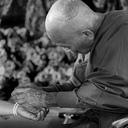 Portrait de moines