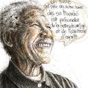 """""""Un homme qui prive un autre homme de sa liberté est prisonnier de la haine, des préjugés et de l'étroitesse d'esprit"""" N.Mandela"""