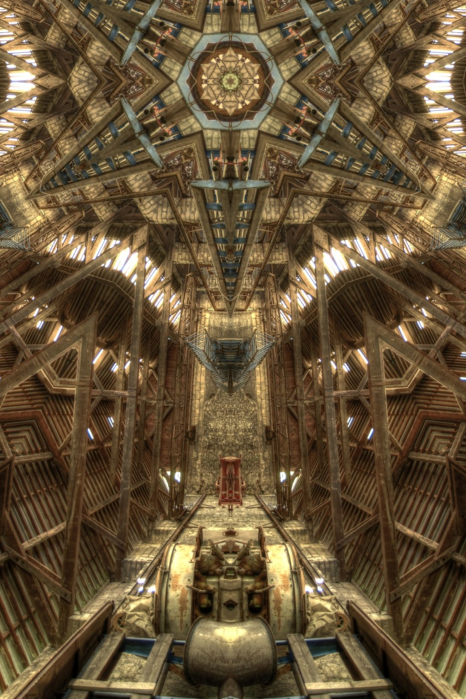 Wooden Cathedral
