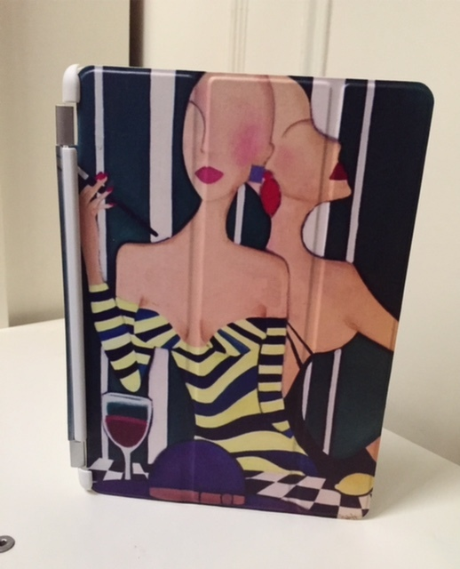 ipad case by Vianne ! Ideal present for xmas :)
