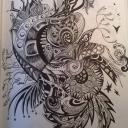 Doodling/zentangle