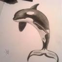 Crayon ou Noir et blanc