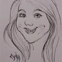 self-caricature