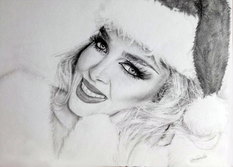 Portrait au crayon 2017