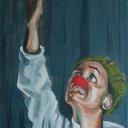dernier tableau, Moment clown.