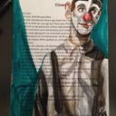 """En attendant de les revoir mercredi, j'ai repris un de mes croquis de juillet au spectacle """"nez à nez""""<br />à très vite les clowns !<br />http://compagniedumoment.com"""