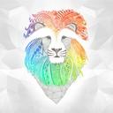 Lion-artseven-A