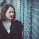Sara interprété par Anaïs Fernandez. <br />Photo de Romain Thomas.