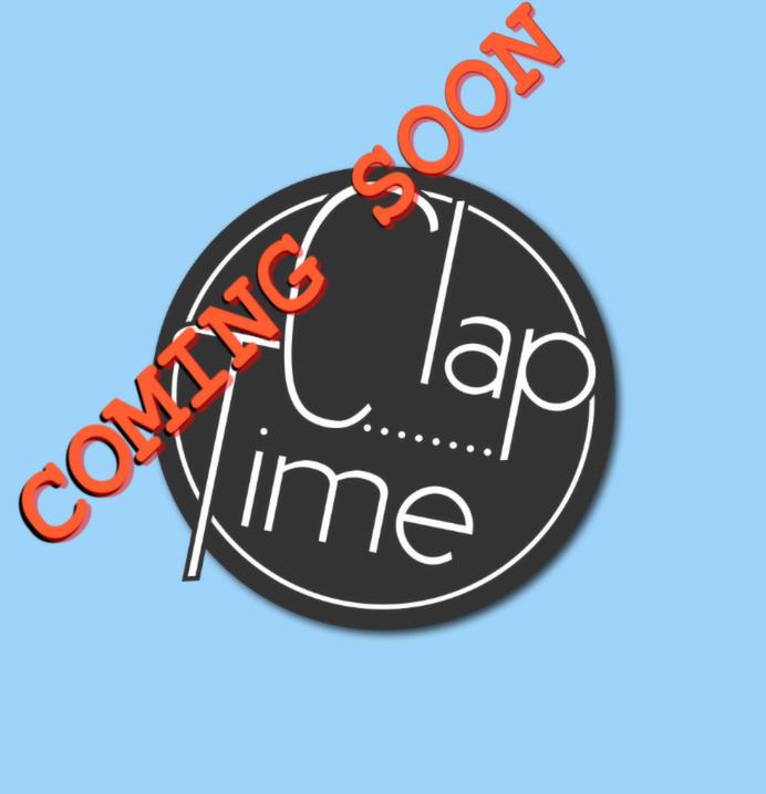 le mois prochain vous decouvrirez Clap Time une emission Youtube que j'animerais, sur les réalisateurs ! ;)