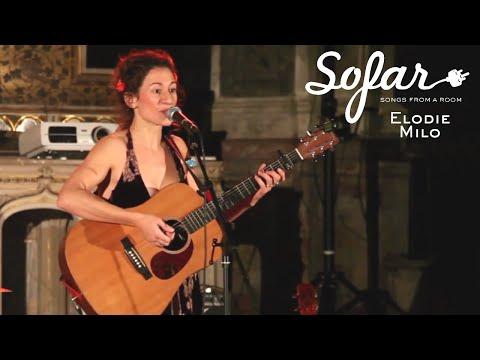 Elodie Milo - L'Homme Sombre | Sofar Paris