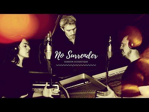No surrender en  version acoustique par Doogie Soul Krew