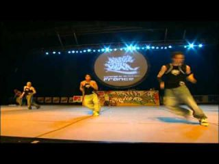 SHOW  BOTY french 2005 liaison fatale crew