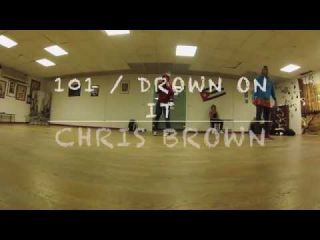 Drown in it / Chris brown feat R.kelly / X / By Vadim / Magic ALL / L.A Style