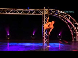 Pole Art Competitions Mix Amandine Lutine