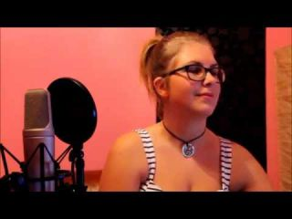 Sarah 15 ans chante High By The Beach - Lana Del Rey (STUDIO COVER)