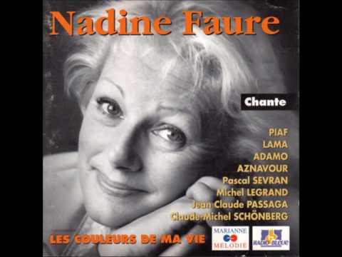 """""""Dans le même instant"""" - Nadine FAURE"""