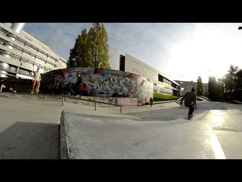 Antoine Couapel - Street Park Arsenal