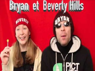 "BRYAN ET BEVERLY HILLS ""ACTU PEOPLE"" du 27 SEPTEMBRE  2015"