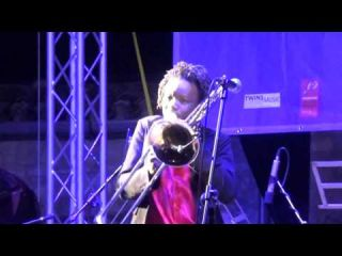 Stompin at Decca. Swing Brosse System, Orsara Jazz Festival 2014. Gypsy Jazz Manouche.